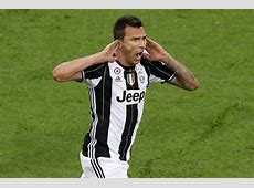 Mario Mandzukic goal Juventus star lauded for Champions