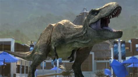 Jurassic World Neue Abenteuer Teaser Zur 2 Staffel