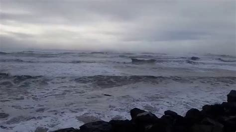 south jetty columbia river 11 dec 2015 youtube
