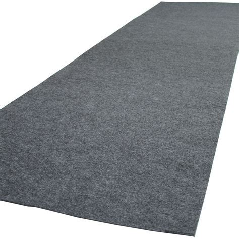 29x108 Inch Garage Floor Runner Mat in Garage Floor Protection