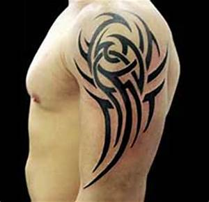 Tatouage Mollet Tribal : tatouage tribal homme 1001 tatouage ~ Farleysfitness.com Idées de Décoration