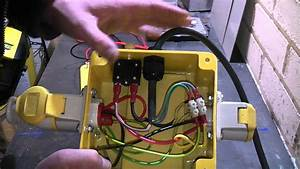 A Look Inside A 240v To 110v Stepdown Isolating Transformer