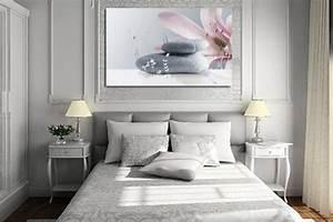 tableau deco zen izoa With chambre bébé design avec fleur de bach tableau