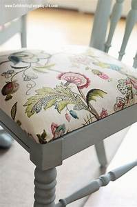 How To Recover A Dining Room Chair Easily Annie Sloan
