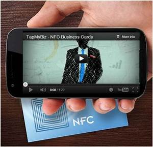 Nfc business cards from tapmybiz are high quality and for Nfc business cards review