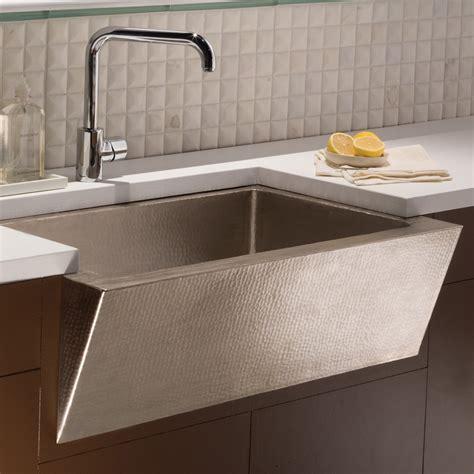 apron front sink zuma farmhouse kitchen sink trails