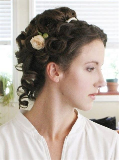 30 Bridal Victorian Hairstyles Ideas 27 Victorian