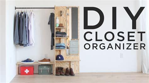 diy closet organizer doovi