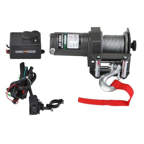 Find Electric Atv Utv Winch With Automatic Load