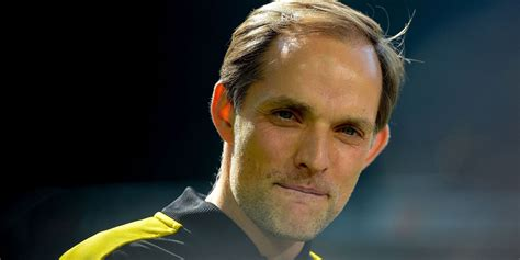 Thomas ian tuchel (german pronunciation: Thomas Tuchel, le probable futur coach du PSG, apprend le ...