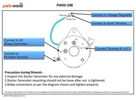 G1 Starter Wiring Diagram yamaha golf cart parts starter generator fitment guide