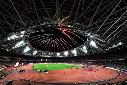 Championships Iaaf Athletics Doha Positive Three Atletik