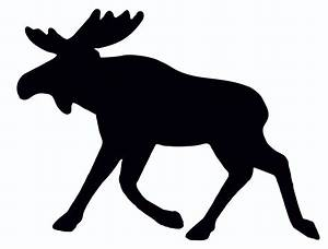 Elch Vorlage Kostenlos : aufkleber kontur elch schneller versand innerhalb 24 ~ Lizthompson.info Haus und Dekorationen