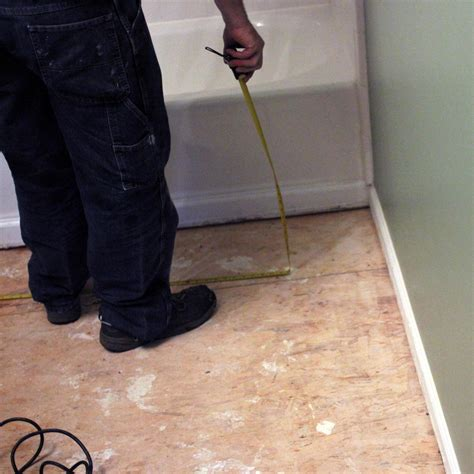 preparing subfloor for marble tile 100 how to prepare your subfloor how to stencil a
