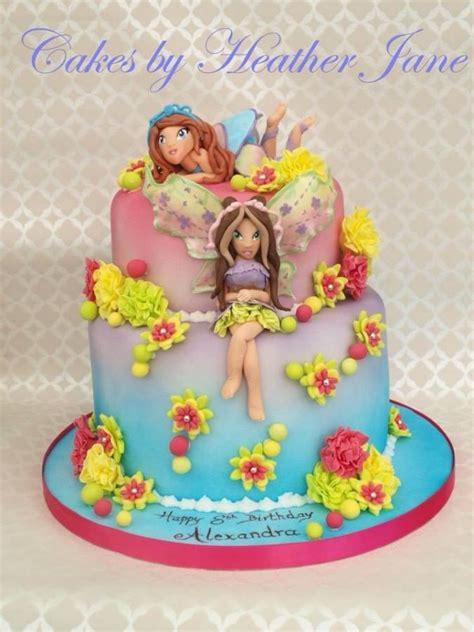 Winx Birthday Cakes