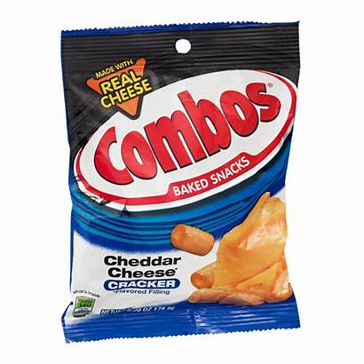 Combos Cheese Snacks Cracker Cheddar Baked Gram