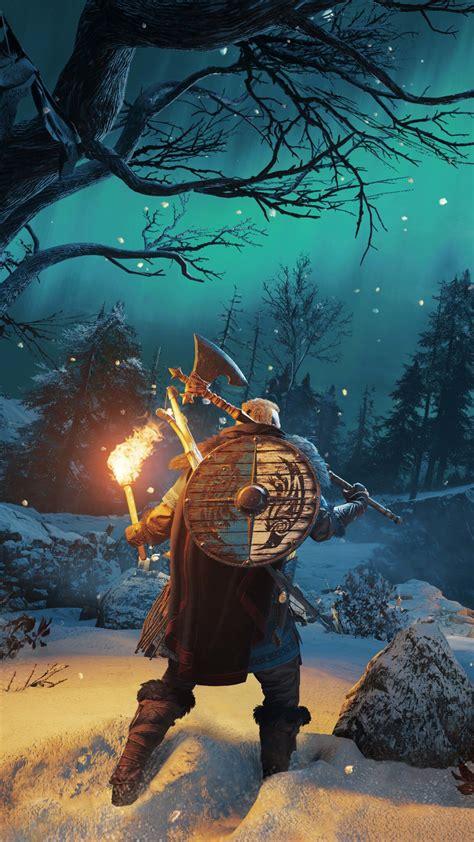 assassins creed valhalla torch fire gameplay  ultra hd