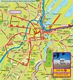 Belfast Bus Tour Map - Belfast • mappery