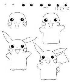 drawing pokemon
