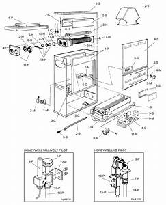 Raypak 055b Heater Parts