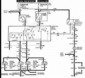 2000 Buick Regal Brake Line Diagram