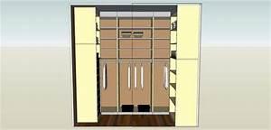 Plan Dressing En U : concevoir son dressing outils et logiciels paperblog ~ Melissatoandfro.com Idées de Décoration