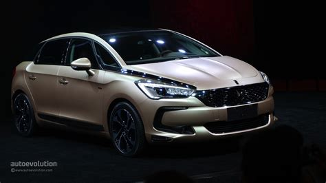 2018 Citroen Ds5 Brings French Luxury Redefined In