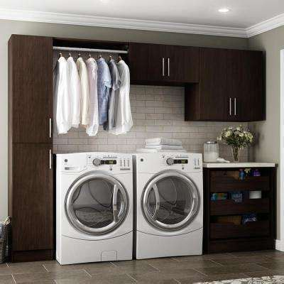 Utility Room Storage Cupboards by Laundry Room Cabinets Laundry Room Storage The Home Depot