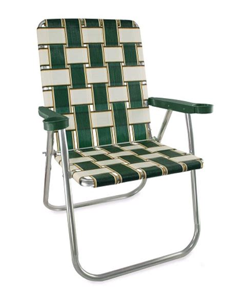 lawn chairs made in the usa folding aluminum webbed lawn