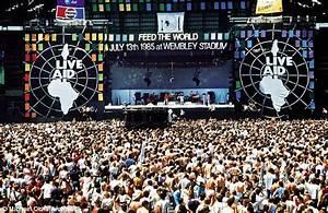30 anni fa il mondo si riuniva per vedere il Live Aid ...
