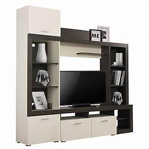 Meuble Bibliothèque Pas Cher : meuble tv pas cher ~ Teatrodelosmanantiales.com Idées de Décoration