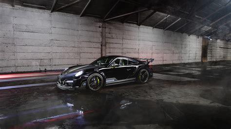 2017 Porsche Techart Gtstreet R 911 4 Wallpaper Hd Car