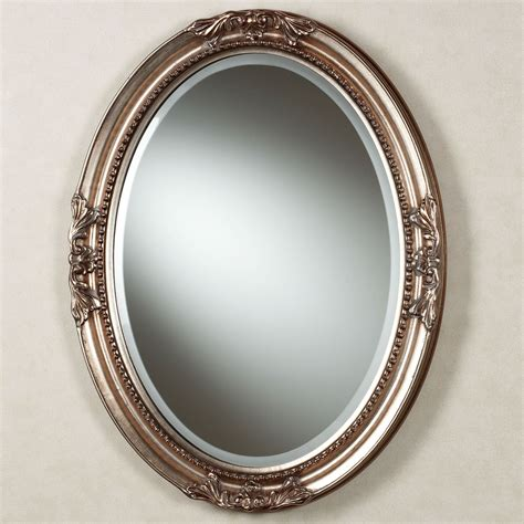 andina oval wall mirror