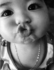 Big Kisses From Baby