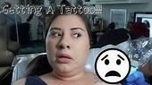 Getting A Tattoo! - YouTube