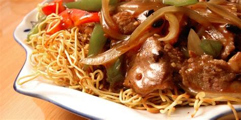 chow mein  lo mein  differences  video  pictures diffen