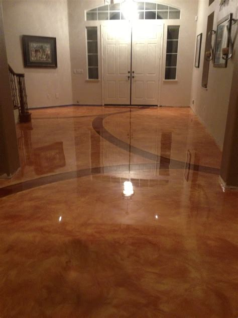 Residential Interior Flooring gallery – Centric Concrete Epoxy