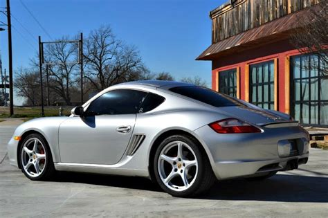 2007 Porsche Cayman S – German Cars For Sale Blog