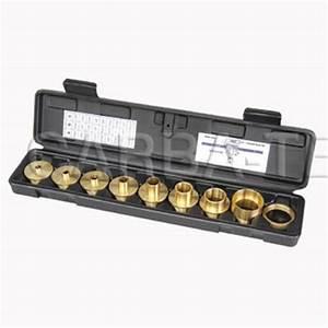Brass Router Bushing Set
