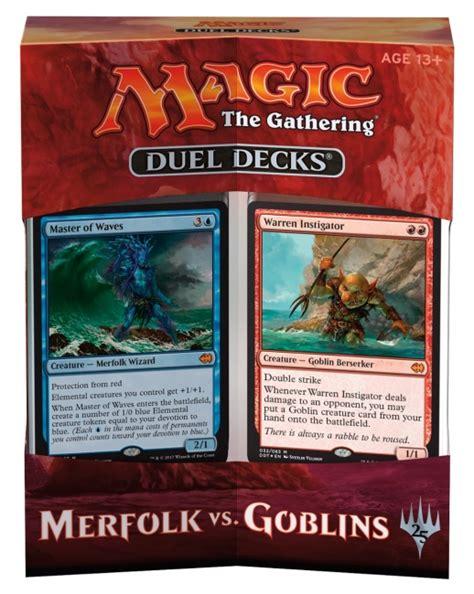 Icv2 Art Revealed For 'magic Duel Decks Merfolk Vs