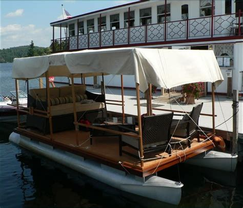 Old Boat Repurpose by Repurpose An Old Pontoon For The Home Pinterest