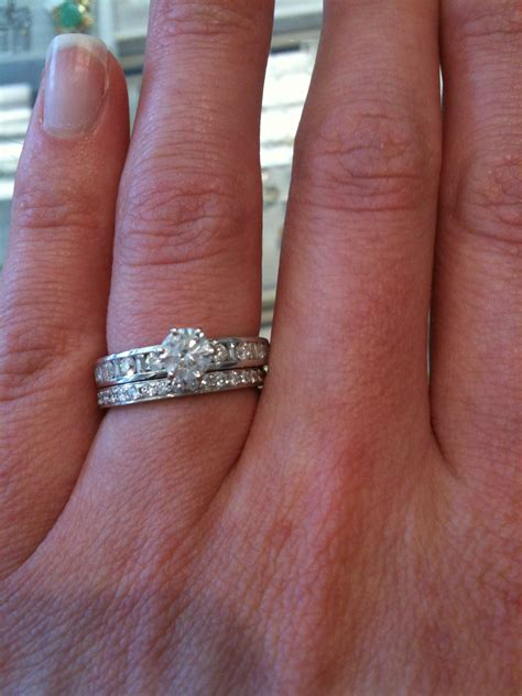 buying our wedding rings the bohemian bride