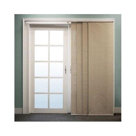 sliding privacy shade panel set door window drape curtain