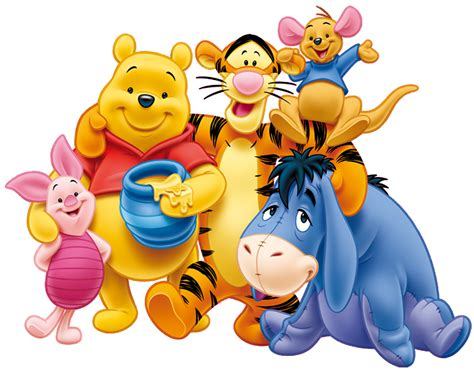 winnie the pooh the gallery for gt winnie the pooh birthday png
