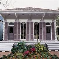 new orleans style house plans FREE HOME PLANS - RAISED NEW ORLEANS STYLE HOUSE PLANS