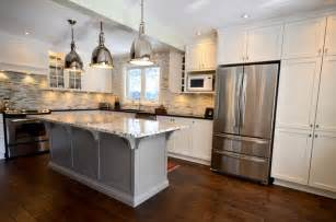 Concord White Cabinets by Classic White Kitchen Traditional Kitchen Ottawa By Stylehaus Interiors