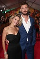 Chris Hemsworth dismisses Angelina Jolie snap on Ellen ...