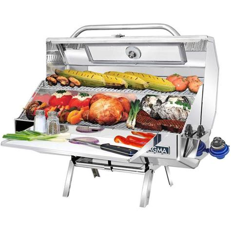 Boat Grill West Marine by Magma Monterey 2 Infrared Gourmet Series Gas Grill West
