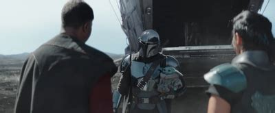 VIDEO: Watch a Special Look at THE MANDALORIAN Season Two
