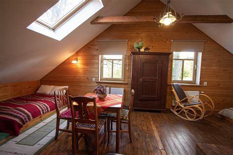 Apartamenti - Ezera māja - romantisks jumta stāvs